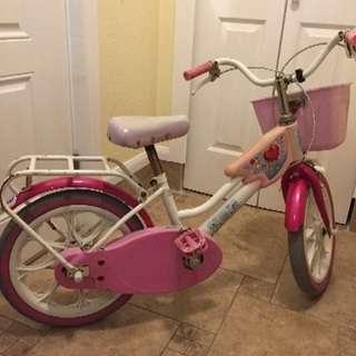 交渉中です。子供用自転車 16インチ