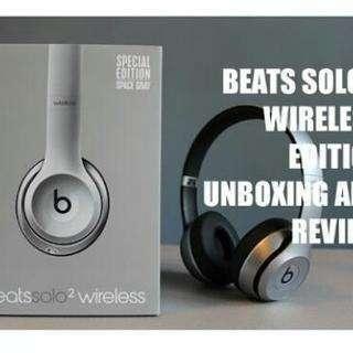 beatssolo2 wireless  SPECIAL EDIT...