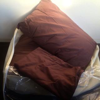 枕×2 枕カバー×2