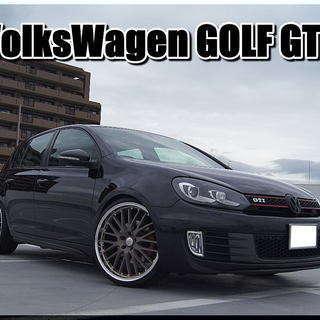 フォルクスワーゲン ゴルフ GTI 1オーナー 20AW マフラ...