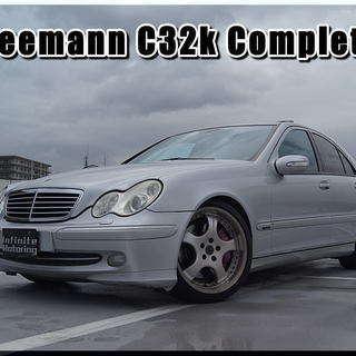 Cクラス kleemann C32K complete KW車高調...