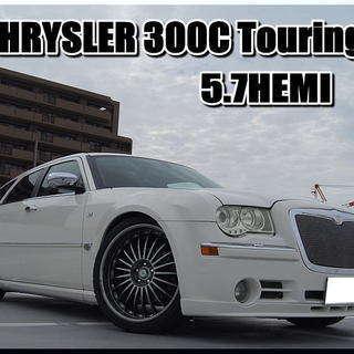 クライスラー 300Cツーリング 5.7HEMI 22AW車高調...