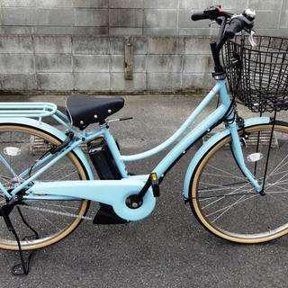 【おしゃれ街乗り】PASS Ami【電動アシスト自転車】