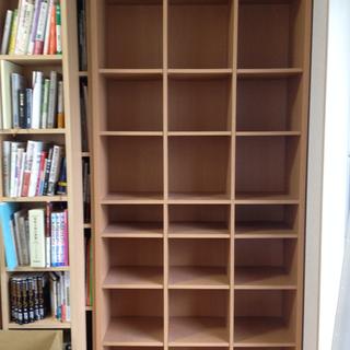 ニトリ製本棚