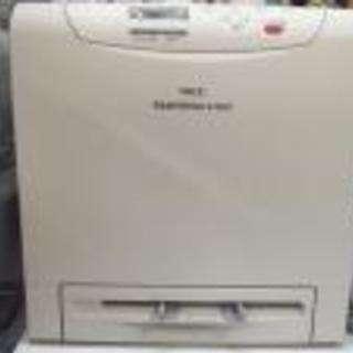 NEC MultiWriter 5750C レーザープリンタ 難有り