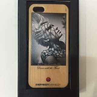 iphone5s用 スマホケース 高知県産檜使用 在庫処分 激安