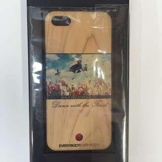 iphone5s用 スマホケース 高知県産檜使用 オシャレ 激安