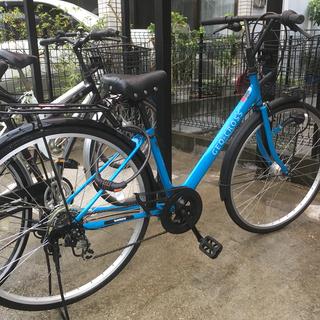【取引中】6段階変則26インチ自転車