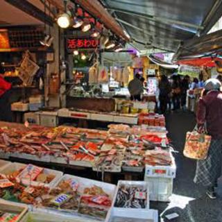 【大量採用 夜勤】  築地市場内での魚ピッキング作業(魚の詰め合わせ) - アルバイト