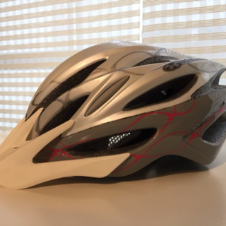 《値下げ》【美品】自転車用ヘルメット(OGK Kabuto REGAS)