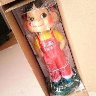 【非売品】復刻版レトロペコちゃん