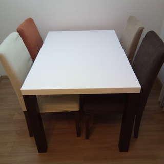 4人掛けダイニングテーブル譲ります