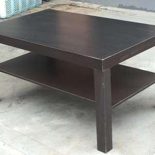 木製 センターテーブル ローテーブル 中古