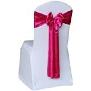 値下げ!美品・スチールと合皮の椅子・結婚式場風業務用高級椅子・6脚・白