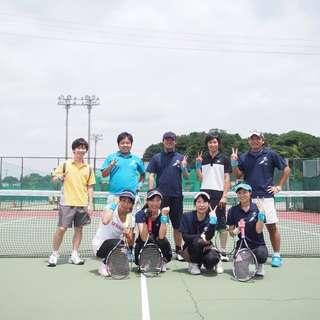硬式テニス メンバー募集