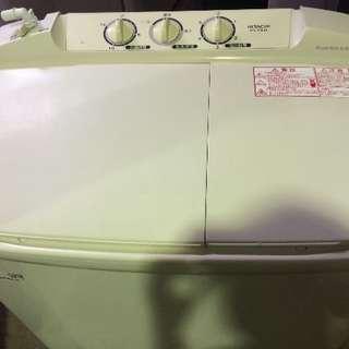 2槽式電気洗濯機