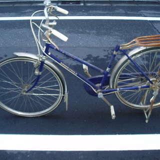 取り引き終了しました。 無料で条件有ります。 レトロな安全自転車3...