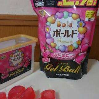 ボールドジェルボール2.7倍 1000円で オマケ付き