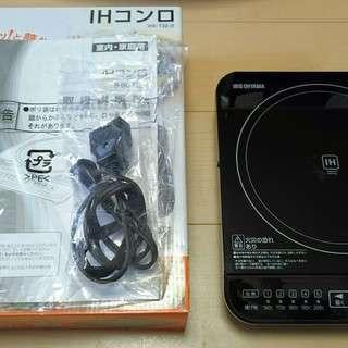 156 アイリスオーヤマ IHコンロ IHK-T32 14年製 1...