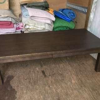 💕『値下げ』無印良品 タモ材 テーブル