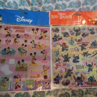 Disneyシール2シートset
