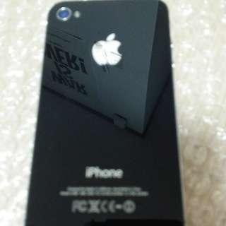 au iPhone4s ブラック ジャンク 動作確認済み