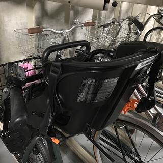 【取引中】自転車前乗せ用チャイルドシート OGK Panasonic
