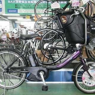 マルキン自転車 デリシアデュオハイブリッド 現品特価品