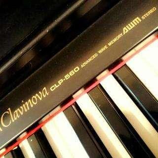 *取引中*電子ピアノ 141×46