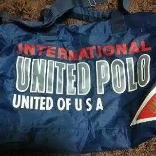 ユナイテッドポロドラムバッグ
