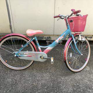 子供 自転車 ガールズ 24インチ