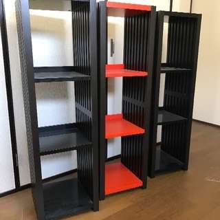 デザイン家具  格子棚