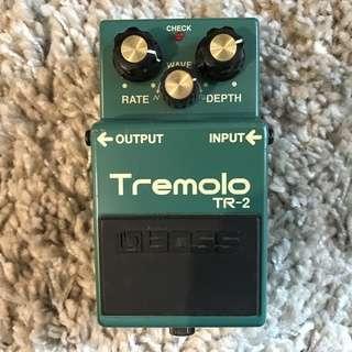 【BOSS】Tremolo(TR-2)