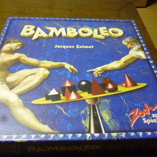 バンボレオ(バランスゲーム)