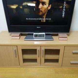 【取引終了】テレビボードあげます