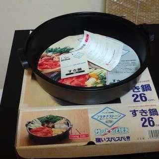 すき焼き鍋 プラチナストーン