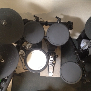 電子ドラム YAMAHA DTX 500