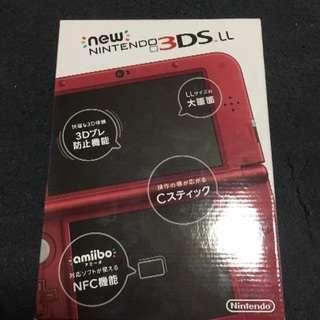 最終値下げ!new 3DS LL  新品