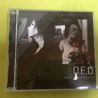 Acid Black Cherry QED アルバム