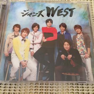 ジャニーズWEST CD ええじゃないか 初回盤(WEST盤)