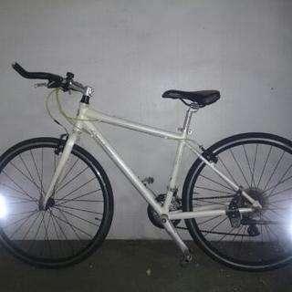 コーダブルーム  クロスバイク 27速