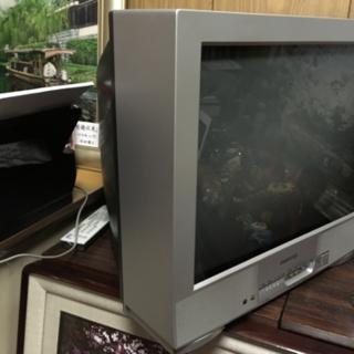 ブラウン管テレビMITSUBISHI、21T-D104