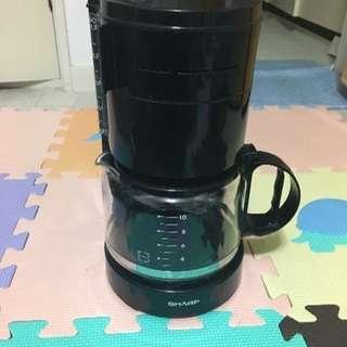シャープ コーヒーメーカー