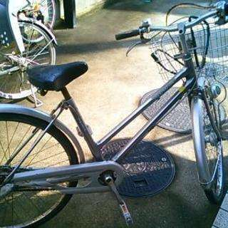 27インチ自転車 ミヤタ