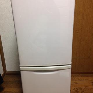 Panasonic2ドア冷蔵庫