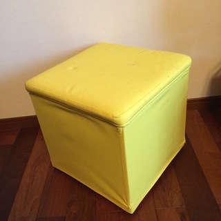 箱型スツール(収納タイプ)