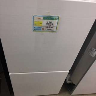 期間限定販売 U-ING UR-F110F 冷蔵庫2014年製☆5...