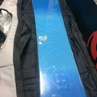 K2 RPM 154cm スノーボード 板