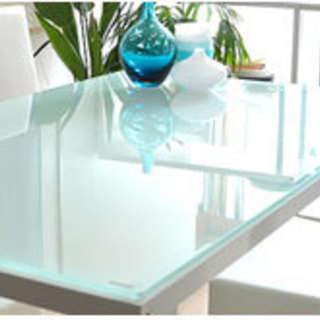 値下げ!【超美品】◆ダイニングテーブル&椅子◆5点セット◆ガラス◆...