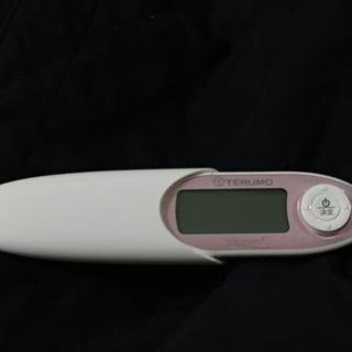 取り引き中  基礎体温計  テルモ